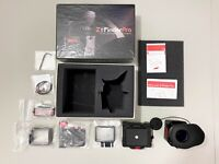 Zacuto Z Finder EVF Pro - Excellent condition, complete with plate and extras