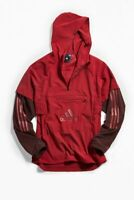 BRAND NEW $100 adidas ID Woven Shell Anorak Jacket DH9050