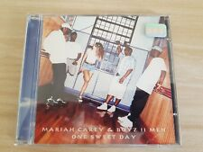 Mariah Carey One Sweet Day PROMO DJ Brazil CD Single - there's got to be a way