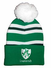 Ireland Rugby Bobble Hat