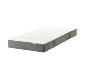 MORGEDAL Foam mattress, firm/dark gray Twin NEW