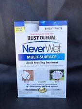 Never Wet Rust-Oleum NeverWet Multi Purpose Protector Kit Waterproof WHITE