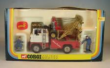 Corgi Toys Major 1142 Holmes Wrecker mit Figuren in rarer Box #4291