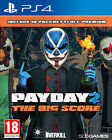 Pay Day 2 - The Big Score PS4 Playstation 4 IT IMPORT 505 GAMES