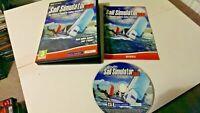 Sail Simulator 2010 Video Game - PC CD-ROM