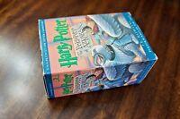 Harry Potter And The Prisoner Of Azkaban Audio Cassette Tapes J.K. Rowling