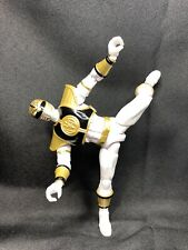 SH Figuarts Mighty Morphin Power Rangers White Ranger mmpr 2013