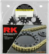 GB520XSO xRing STL Accelera. Chain Gold Front Teeth -15 Rear -43 RK 3066-069PG