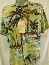 Island Republic Large Hawaiian Mens Aloha Shirt