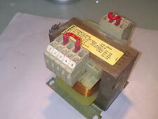 TRANSFORMADOR MANIOBRA SIEMENS 4AM5074-4CB 160 VA VDE 0550 T50/B TRANSFORMER