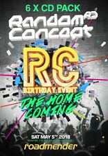 Random Concept – Birthday 2018 – The Home Coming (RCTHC2018)