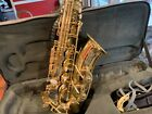 Selmer Super Action 80 Serie II alto saxophone with case great shape!!