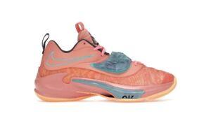 Nike Zoom Freak 3 Stay Freaky Crimson Bliss Size US MENS 12 DA0694-600 Giannis