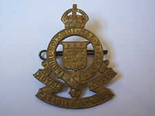 Commonwealth Issued Collectable WWII Military Badges