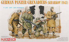Dragon 1/35 #6059 German Panzer Grenadiers, Kharkov 1943