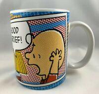 Gibson Peanuts Charlie Brown - Good Grief! Coffee Mug