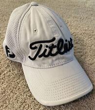New listing Titleist Tour Elite FJ FootJoy ProV1 White Golf Hat Cap Visor Ball Large L