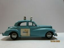 Budgie Toys 246 Police patrol car BOXED