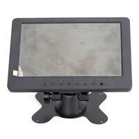 """EYOYO S702 7 """"TFT LCD PC DVD Fernsehbildschirm Monitor 1024 * 600 VGA AV YUV"""