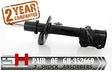 2 NEW FRONT  SHOCK ABSORBERS FOR HONDA CR-V III, IV (RE) 01.2007- / GH-352669H /