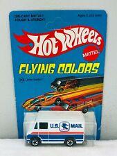 Hot Wheels Blackwall LETTER GETTER Flying Colors #9643 NEW ON CARD BLISTER BP