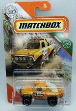 Matchbox 2020 Yellow Orange Sonora Shredder HTF