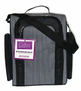 """Crafter's Companion Spectrum Noir Storage Bag Large 7""""X14""""X14""""-Holds 168 Markers"""