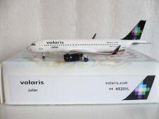 "AeroClassics Volaris Airbus A320W, ""Julian"",Reg.# N520VL, 1:400 Scale,VERY RARE"