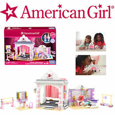 NEW AMERICAN GIRL Isabelle's Ballet Recital Mega Blocks Construction Set 361 pcs