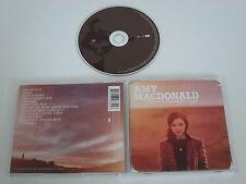 AMY MACDONALD/LIFE IN A BEAUTIFUL LIGHT(MELODRAMATIC REC 0602537036028) CD ALBUM