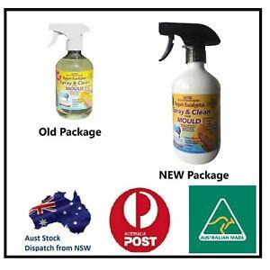 Eucalyptus Spray and Clean Kills Mould & Deodorise Australia Made 500ml