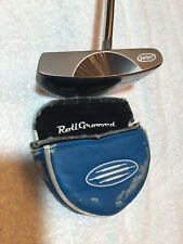 """YES! Hanna C-Groove Center Shafted Mallet Putter 34.5"""" RH-Nice!"""