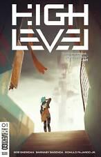 3 BOOK SET!! HIGH LEVEL #1 #2 & #3 BY DC/VERTIGO COMICS