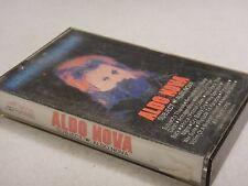 Aldo Nova - Subject * Aldo Nova - Cassette Tape - 1983 Portrait/CBS Records