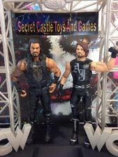 Mattel WWE AJ Styles and Roman Reigns Series 45 Action Figures Battle Pack