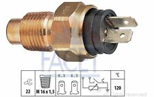 FACET Sensor temp. refrigerante FIAT ALFA ROMEO 156 LANCIA Y DEDRA PRISMA 7.3509