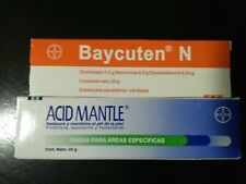 COMBO ACID MANTLE CREAM 20 GR BAYER