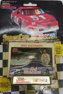 Racing Champions Stock Car Nascar Mike Alexander #84 1991 1/64 NIP!