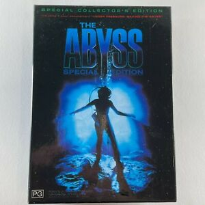 THE ABYSS Special Edition VHS rare horror