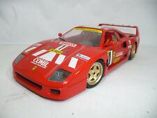 "SCRIMANTE/"" NEW bei PREMIUM-MODELCARS 1:18 Bburago Ferrari F40 Kroymans #3 /""C"
