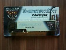 Minitruck Biertruck Brauereitruck Iveco mit Baumersreuther Schwarzbier  1:87