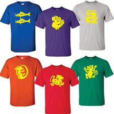 Legends of the Hidden Temple T-Shirts Costume Small Medium Large XLarge Cosplay