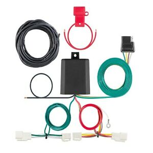 Curt T-Connector Custom Wiring Harness 56350 for Camry/RAV4/Avalon