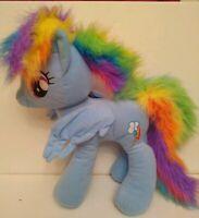 "My Little Pony Rainbow Dash Pegasus 20"" Plush Giant Large Jumbo Hasbro 2014"