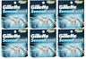 NEW Gillette Sensor Excel Refill Razor Blades - 5 Cartridges (6 Pack)