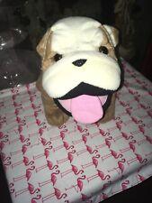 Mini Cooper Bulldog Stuffed Animal