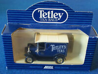LLEDO PROMOTIONAL DIECAST FIGURE - TETLEY'S TEA - 1920 MODEL T FORD VAN