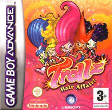 TROLLZ - HAIR AFFAIR ! / GAME BOY ADVANCE / NEUF SOUS BLISTER D'ORIGINE / VF