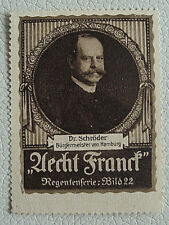 (r133) la publicidad marca aecht franck Dr. Schröder