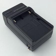 Charger fit SONY DCR-TRV330 DCR-TRV340 DCR-TRV350 Digital8 Handycam Camcorder US